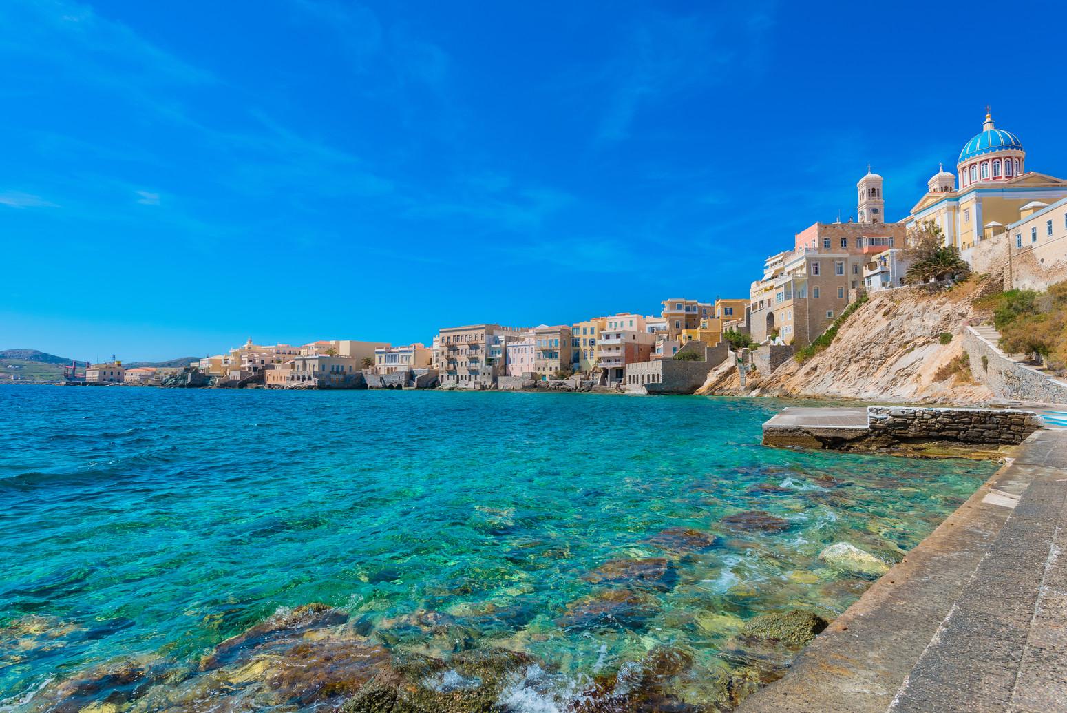 Noleggio Barche Syros