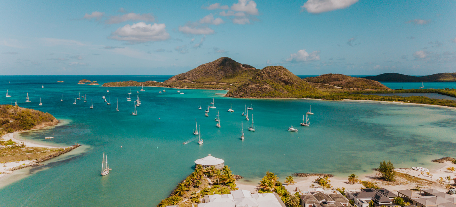 Yacht Charter Jolly Harbour