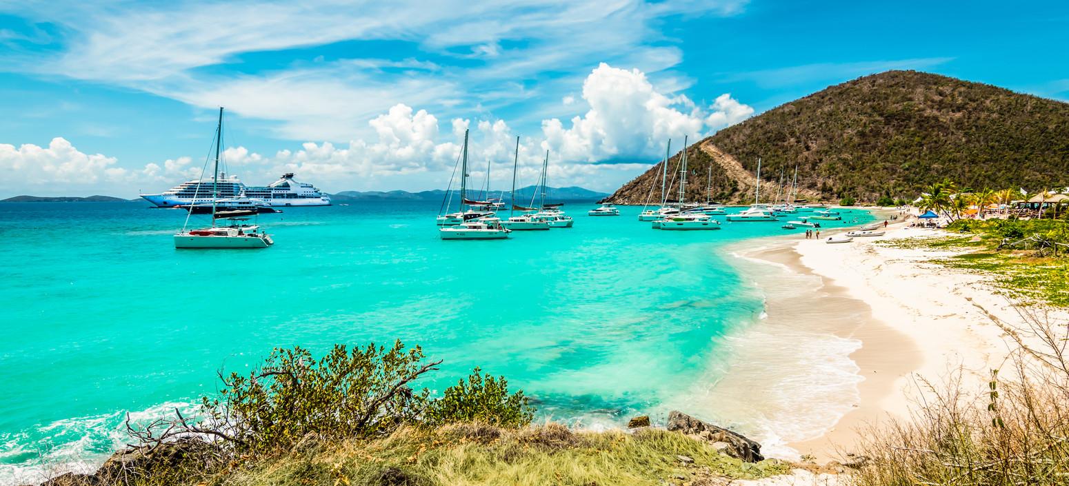 Noleggio Barche Isole Vergini britanniche