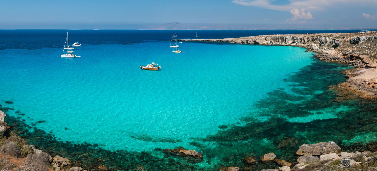 Noleggio Barche Isole Egadi