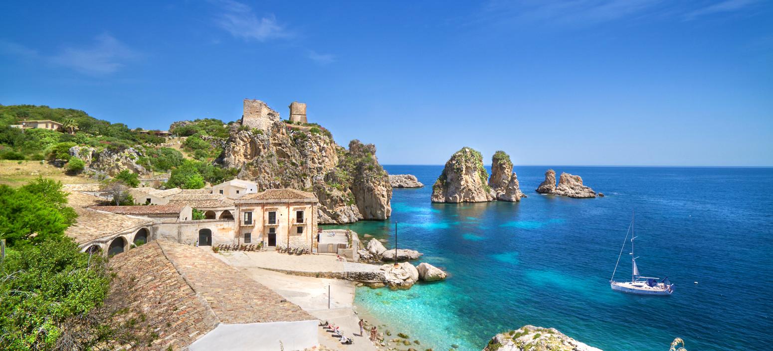Yachtcharter Sizilien