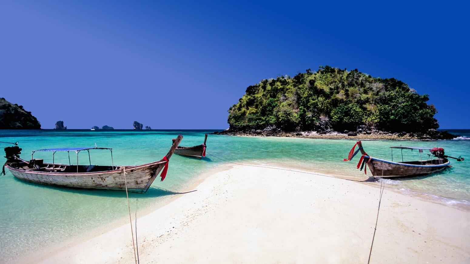 Noleggio Barche Krabi